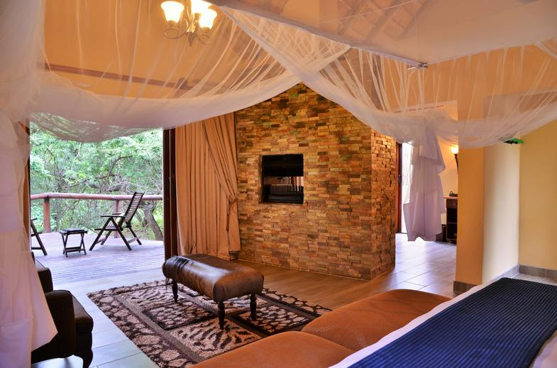 Classic safari accomodation in Kruger Park.