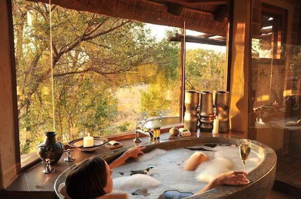 Kruger Park Private Lodges Lukimbi Safari Lodge Kruger